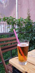Vijokliai Beer Garden.