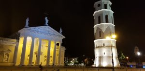 Vilnius Cathedral.